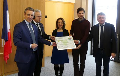 Members of the European Magnetism Network win 2018 Interregional research prize